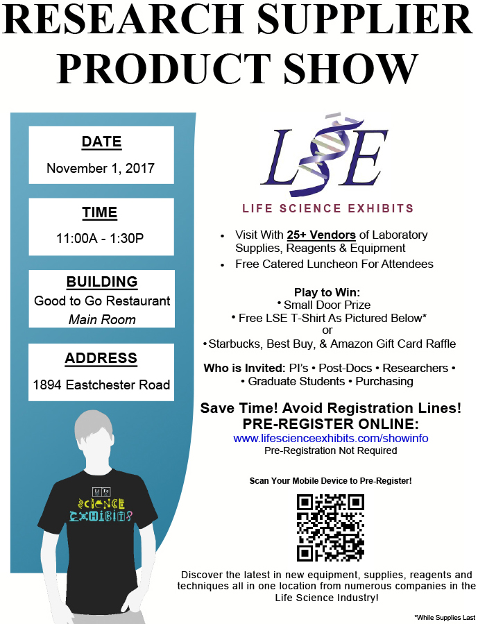 Life Science Product Show
